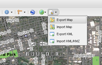 ImportExport Plugin — MapStore Training